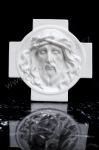 Ecce Homo / Hlava Krista 16 x 16 cm