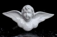 Hlava anděla 17 cm