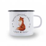 Plecháček Malý Princ - liška 2